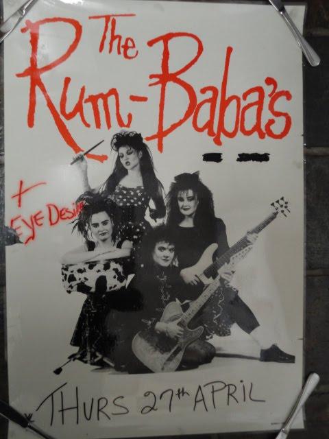 Rum Babas The Rockbrat Blog