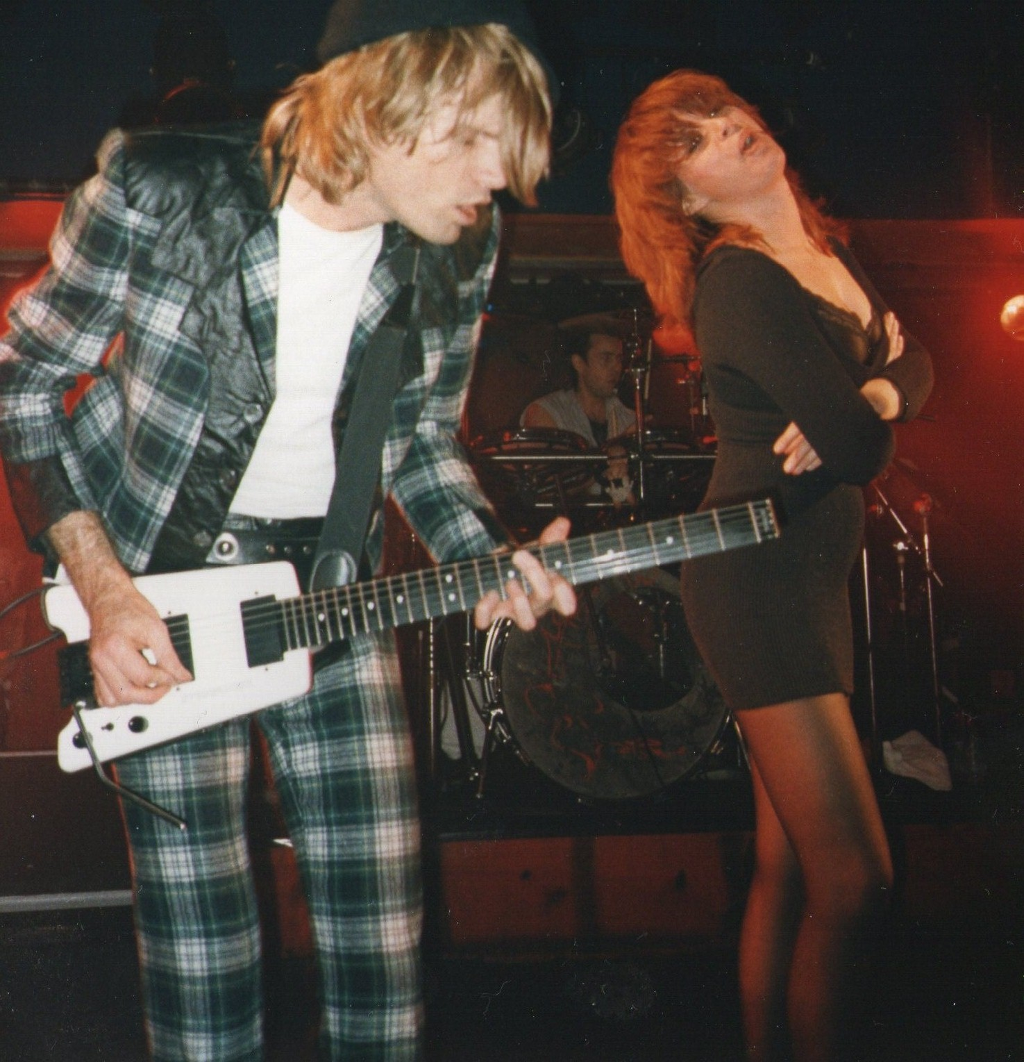 Classic Image From The Rockbrat Photo Collection Divinyls