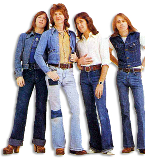 Question Who Were The Biggest Rock Bands Being Played Through Transistor Radio Of Aussie Teenagers In Mid 70s Answer Is Sherbet TMG