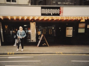 Mr Rockbrat at the Marquee 1991