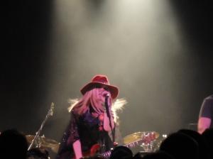 Orianthi - Adelaide Dec 2014
