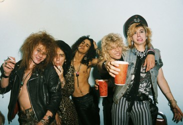 Guns n' Roses At Stardust Ballroom